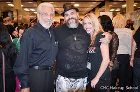 maurice stein from cinema secrets james vincent from the powder group alyssa skyes from