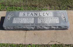 Mary Elnora Gibson Stanley (1911-2000) - Find A Grave Memorial