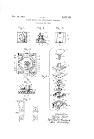 patent us2813158 rotary switch with quick connect terminals 3 Position Rotary Switch Wiring Diagram 3 Position Rotary Switch Wiring Diagram #29 4 pole 3 position rotary switch wiring diagram