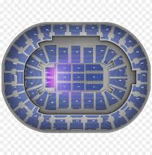 Seating Chart Target Center Garth Brooks Elton John Bok Center Tulsa Seating Chart Rows Png Image