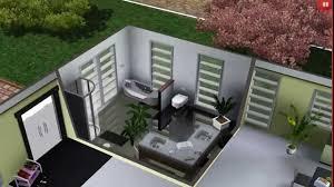 Sims 3 Modernes Haus HD - YouTube