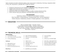 Resume Sample Language Skills Language Skills Resume Samples Of Resumes Skill Bank Attractive 13