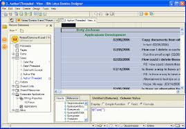 Lotus Notes Building Composite Applications For Ibm Lotus Notes V8