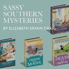 Cozy Mystery Author Elizabeth Spann Craig &  Adamdwight.com
