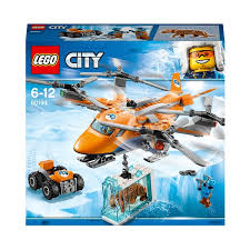 LEGO 60193 <b>City Arctic</b> Expedition Air Transport Helicopter Toy ...