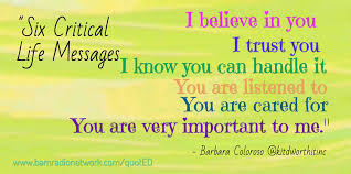 I Believe In You Quotes Inspiration Six Critical Life Messages I Believe In You I Trust You I Know