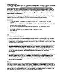 the odyssey essay teaching resources teachers pay teachers personal odyssey essay narrative personal odyssey essay narrative