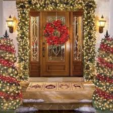 Image Tree Published November 16 2017 At 820 820 In 39 Easy Outdoor Christmas Decorations Ideas On Budget Round Decor Easy Outdoor Christmas Decorations Ideas On Budget 02 Round Decor