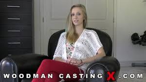 Woodman casting anal tube