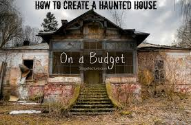 Decorating House For Halloween Cheap