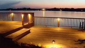 deck lighting ideas. Lighting: Shocking Low Voltage Deck Lighting Ideas Home Decorating Within I