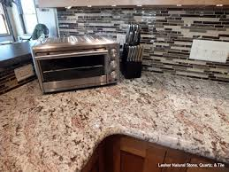 Backsplash For Bianco Antico Granite Decor Cool Design Inspiration