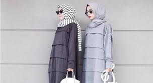 gaya memakai tas