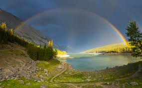 5 Places Where The Rainbow Is Most Beautiful