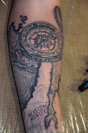 тату эскиз орнамент татуцветная татуировка