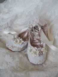 <b>Princess Bridal</b> Ballerina Slippers in <b>Champagne Princess</b> | Etsy ...