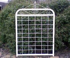 vanessa garden gate with farm mesh
