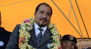 Se esfuma la reelección del alcalde Charles Becerra