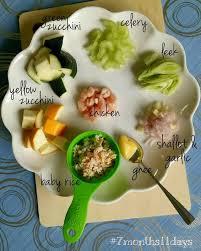 Dalam aplikasi bubur bayi 6 bulan ini, ada sejumlah resep makanan mpasi homemade untuk bayi dan teruji menurut who. Resepi Sup Ayam Untuk Bayi 10 Bulan