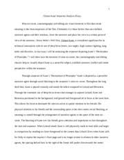rhyme and rhythm in dulce et decorum est essaygiles corey the crucible essay introduction