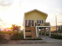Shotgun Home House Prototype By Graft New Orleans Usa Buildings