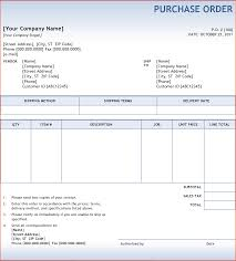 Local Purchase Order 6 Purchase Order Sample Bookletemplate Org