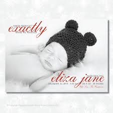 Christmas Birth Announcement Ideas Christmas Birth Announcement Ideas Barca Fontanacountryinn Com
