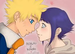 Naruto and Hinata, hullo love by bommie on DeviantArt