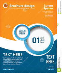 Design Layout Template Stock Illustration Illustration Of Catalog