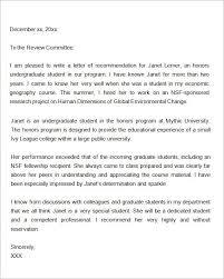 grad school letter of recommendation who to ask sample letter of recommendation for graduate school letters