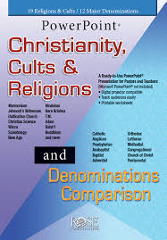 Christianity And Mormonism Comparison Chart Christianity Cults Religions Denominations Comparison 2 In 1 Powerpoint Presentation