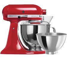 kitchenaid artisan mixer. kitchenaid artisan ksm160 stand mixer empire red $699.00 kitchenaid