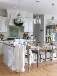 Farmhouse Kitchen Table Lighting Joanna Gaines Living Rooms Pendant Light Farmhouse Kitchen