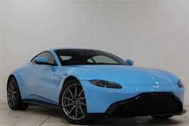 2019 Aston Martin Vantage 2dr Zf 8 Speed Auto Cars For Sale Honest John