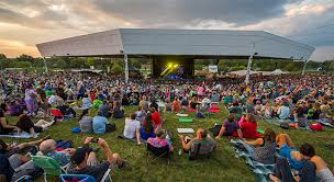 Official Michigan Lottery Amphitheatre At Freedom Hill