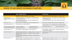 Grower Charts Burrus Seed
