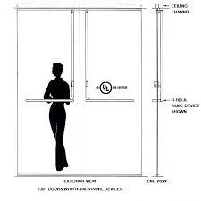 crl blumcraft architectural glass doors panic devices display doors and handrailing pittsburgh pennsylvania