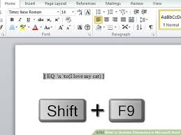 image titled overline characters in microsoft word step 6