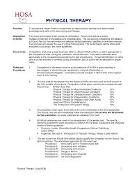 Physical Therapist Job Description For Resume Best Of Fresh Physical Therapy Resume Examples Uptuto