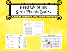 Find out what read write inc. Read Write Inc Set 2 Phonic Books By Funky Phonics Tpt