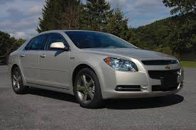 2009 Chevrolet Malibu Hybrid Specs and Photos | StrongAuto