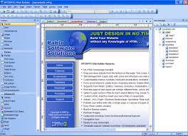 web template design software. easy website designer software free web design authoring software