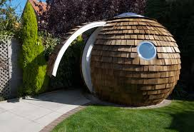 office garden pod. Architecture Of The Pod Garden Office By Archipod R