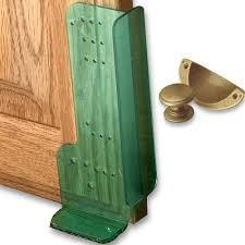 perfect mount hardware template cabinet doors