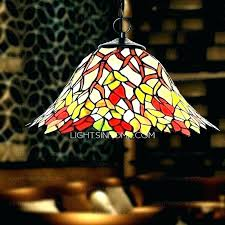 antique stained glass hanging lamps lamp pendant style new lights stained glass lighting stained glass outdoor