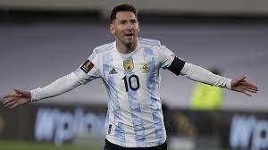 Lionel Messi und Neymar brechen Tor ...