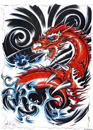 драконы галерея татуировка в омске сделать татуировку в омске