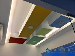 Image Square Feet False Ceiling Contractor False Ceiling Renovation Singapore Commercial Office Meeting