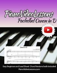 4.3 out of 5 stars. Pachelbel Canon In D Sheet Music And Practice Sheet Single Piano Video Lessons Courses Piano Video Lessons Courses