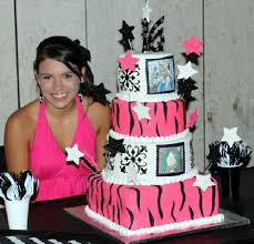 Sweet 16 Birthday Cakes Pictures And Ideas